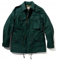 COAT, MAN'S, COTTON WIND RESISTANT AGRESSOR